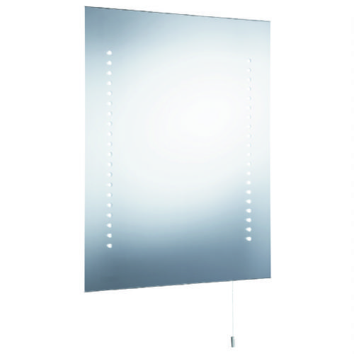 Bathroom Light Led Mirror, Battery Operated 9305